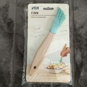 Monkey business pastry and basting brush